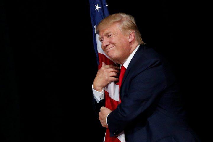Trump - Patriotismo