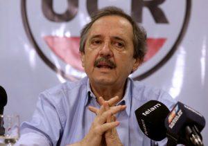 """El hijo del ex presidente Alfonsín y dirigente de la UCR denunció que la reforma """"es un retroceso de 100 años"""", mostrando su disconformidad con la gestión Cambiemos."""