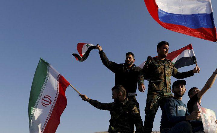 Sirios y aliados celebran el fracaso del ataque dirigido por Estados Unidos.