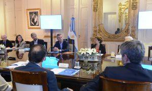 El rector de la Universidad Nacional de Córdoba, Hugo Juri, también forma parte del Consejo Argentina 2030. Espacio conformado por intelectuales liberales que asesoran al presidente.