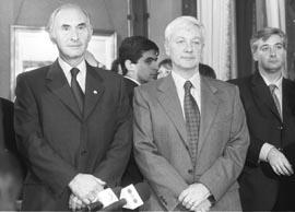 De Fernando De la Rúa a Mauricio Macri. Juri es ante todo un hombre comprometido con el ajuste y la entrega de la nación.