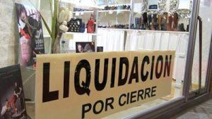 liquidacion por cierra
