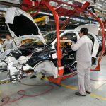 """zzzznacp2NOTICIAS ARGENTINAS BAIRES, MARZO 4: La producción de autos bajó 13,9  por ciento en febrero respecto de igual mes en 2014, informó hoy la Asociación de Fábricas de Automotores (ADEFA), aunque consideró """"prematuro"""" realizar proyecciones para este año.  Foto NA: PRENSA PSA/CITROENzzzz"""